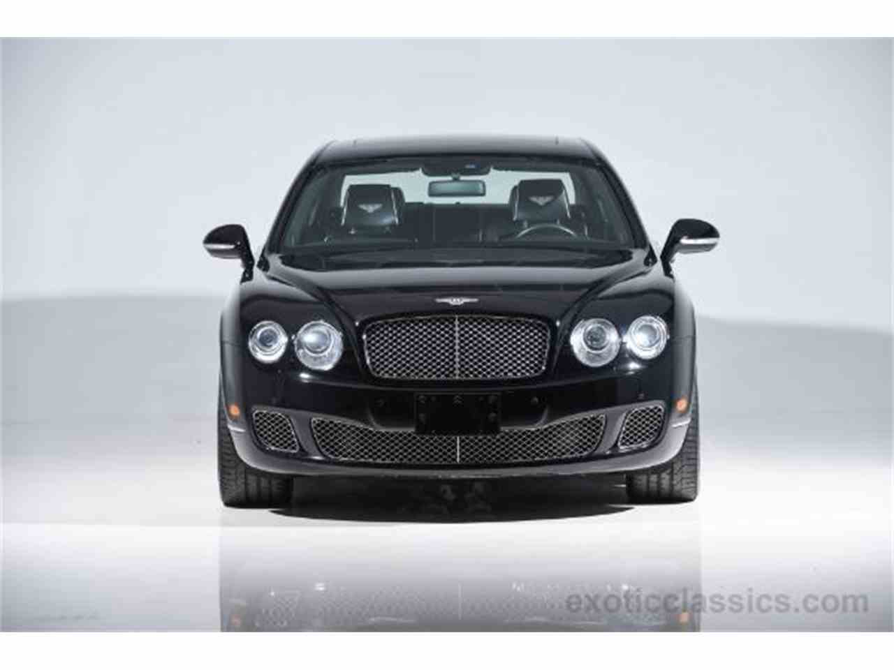 Large Picture of '11 Flying Spur Speed - KKPS