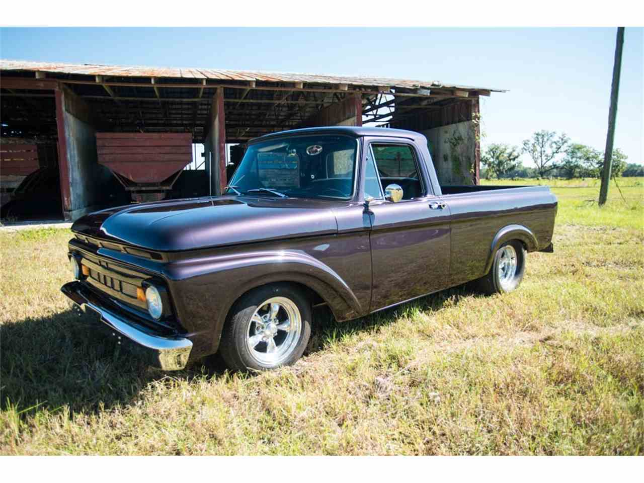 Large Picture of Classic '62 F100 located in Florida - $25,999.00 - KKQY