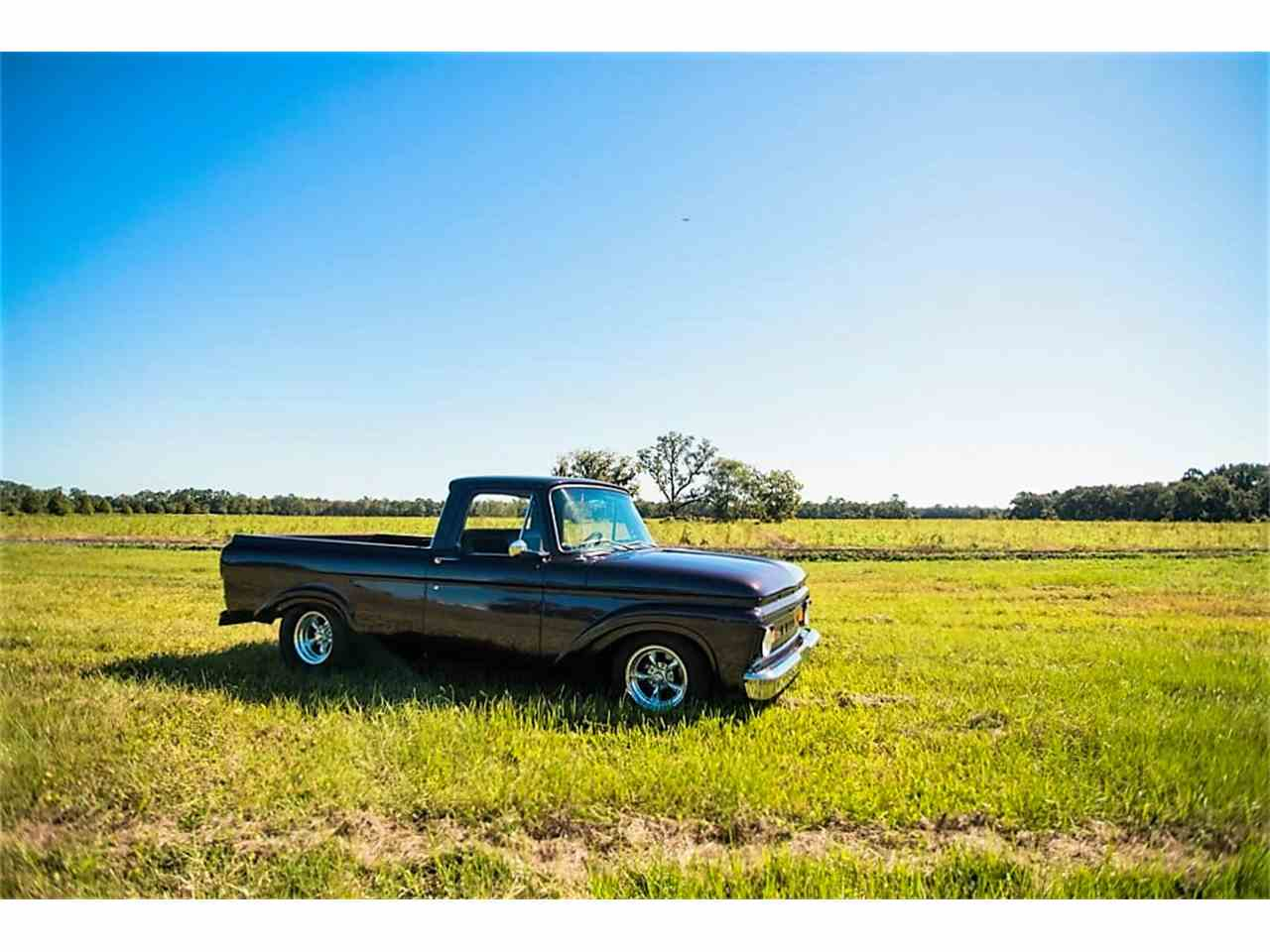 Large Picture of Classic '62 Ford F100 located in Florida - $25,999.00 Offered by a Private Seller - KKQY
