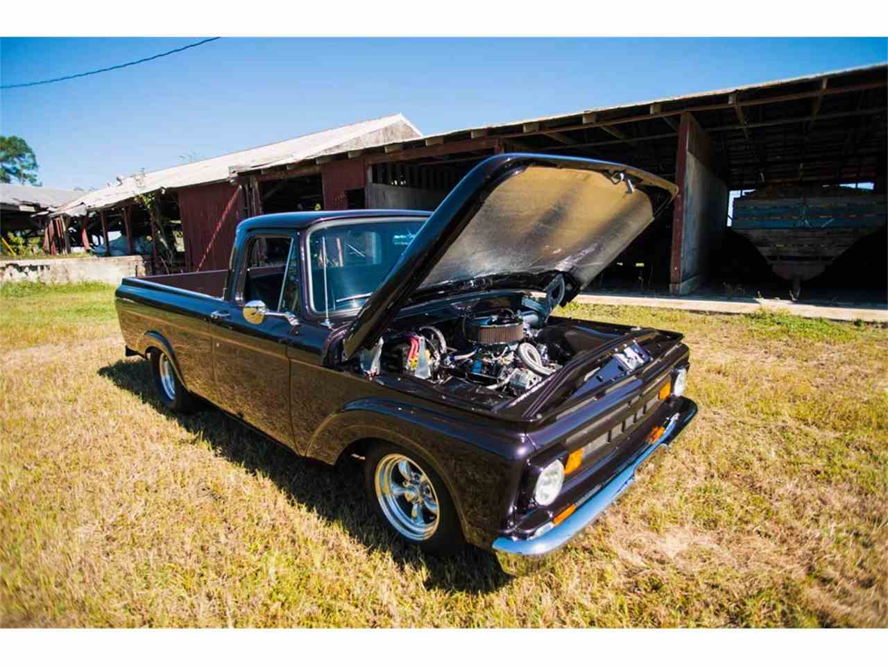 Large Picture of Classic 1962 Ford F100 located in St Augustine Florida - KKQY
