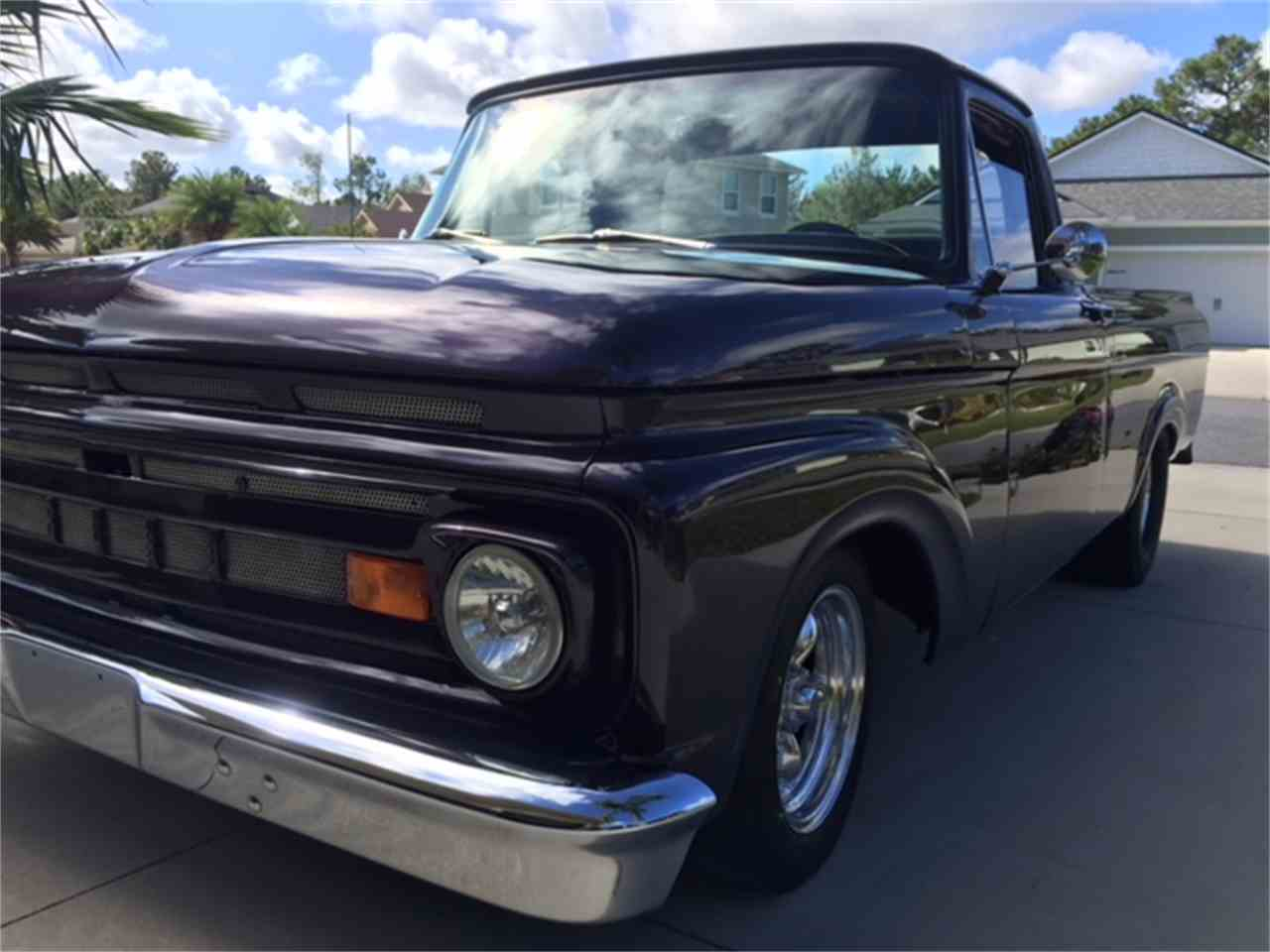 Large Picture of '62 Ford F100 located in Florida - KKQY