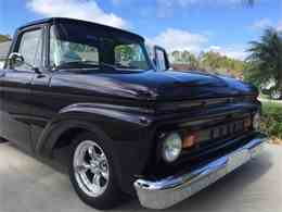 Picture of Classic 1962 F100 located in St Augustine Florida Offered by a Private Seller - KKQY