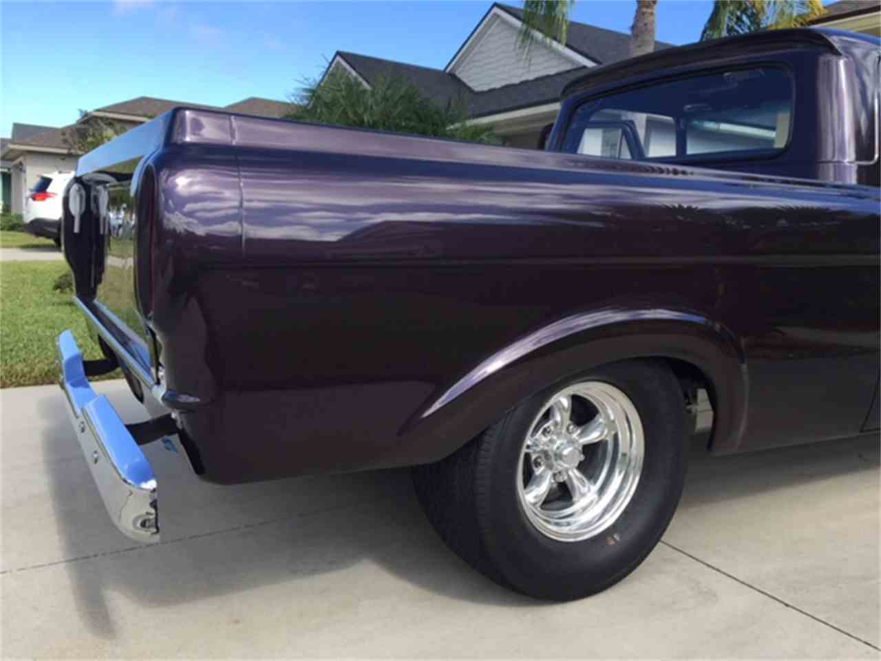 Large Picture of Classic '62 F100 located in St Augustine Florida - $25,999.00 - KKQY