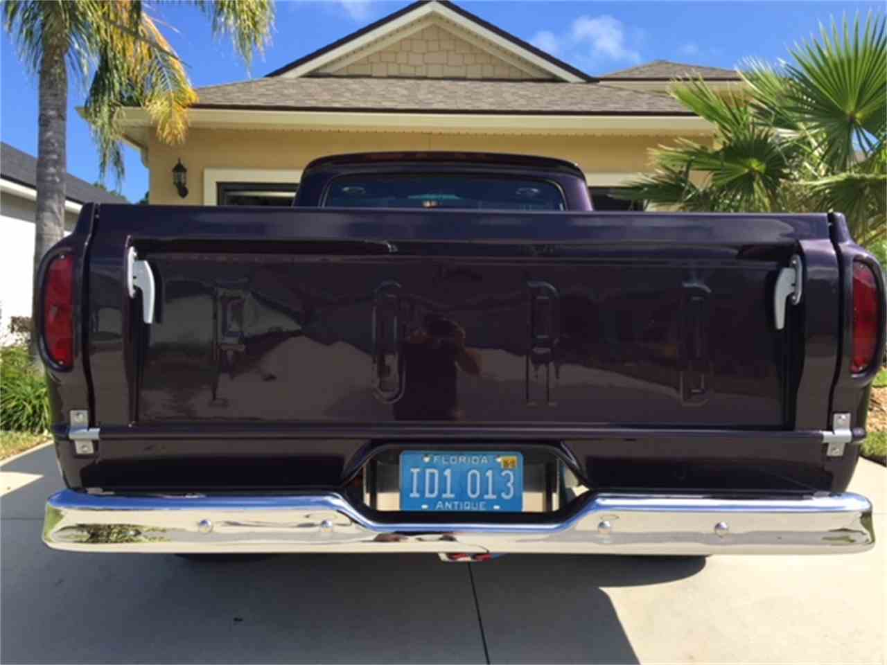 Large Picture of Classic '62 Ford F100 located in St Augustine Florida - $25,999.00 - KKQY
