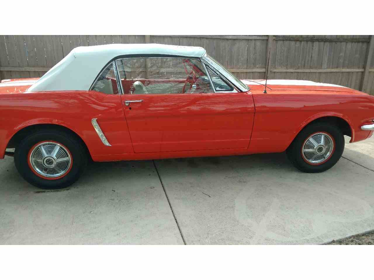 Large Picture of '65 Mustang - KKTG
