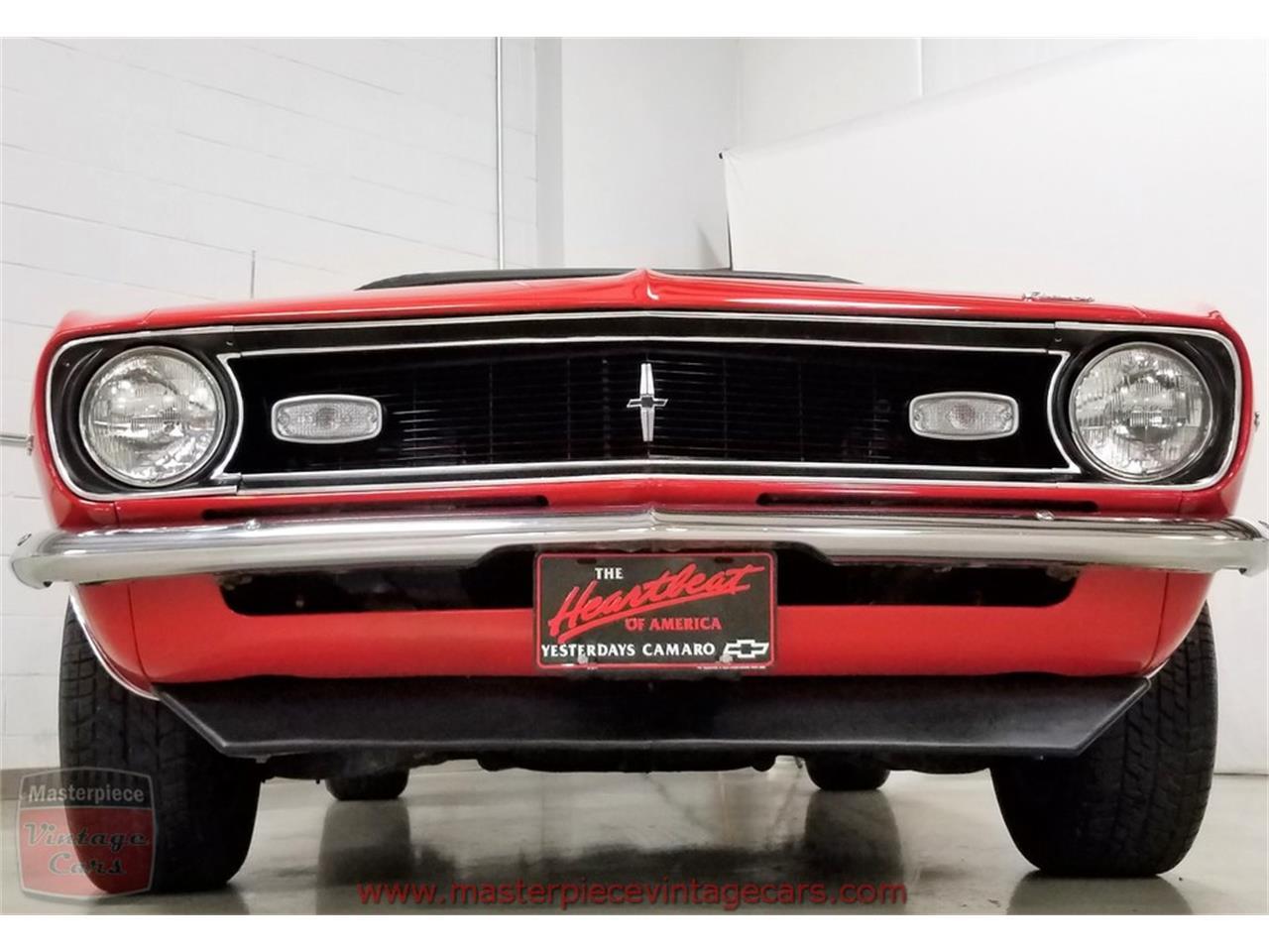 Large Picture of '68 Camaro - KKTQ