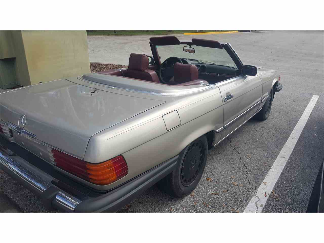 Large Picture of '86 560SL - KKTR