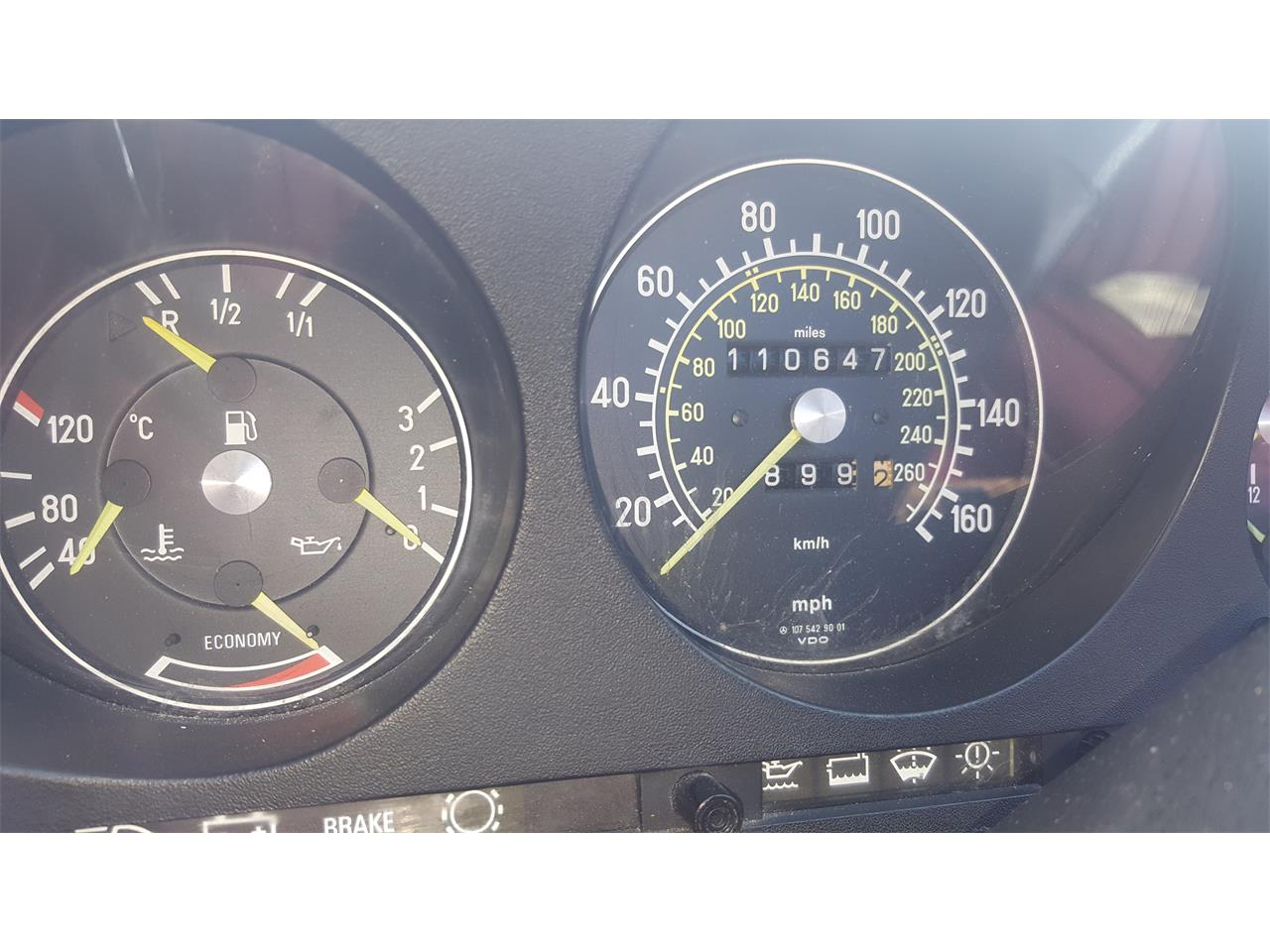 Large Picture of '86 Mercedes-Benz 560SL located in Florida Offered by a Private Seller - KKTR