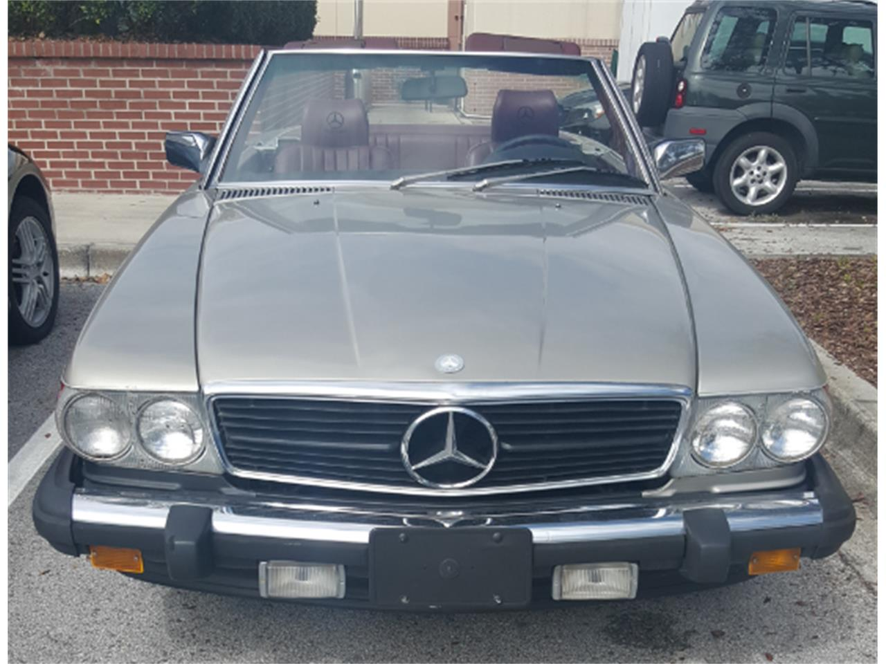Large Picture of 1986 Mercedes-Benz 560SL - KKTR