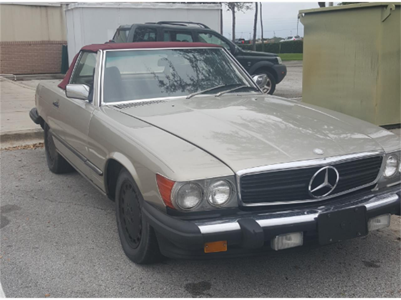 Large Picture of '86 Mercedes-Benz 560SL - $12,900.00 Offered by a Private Seller - KKTR