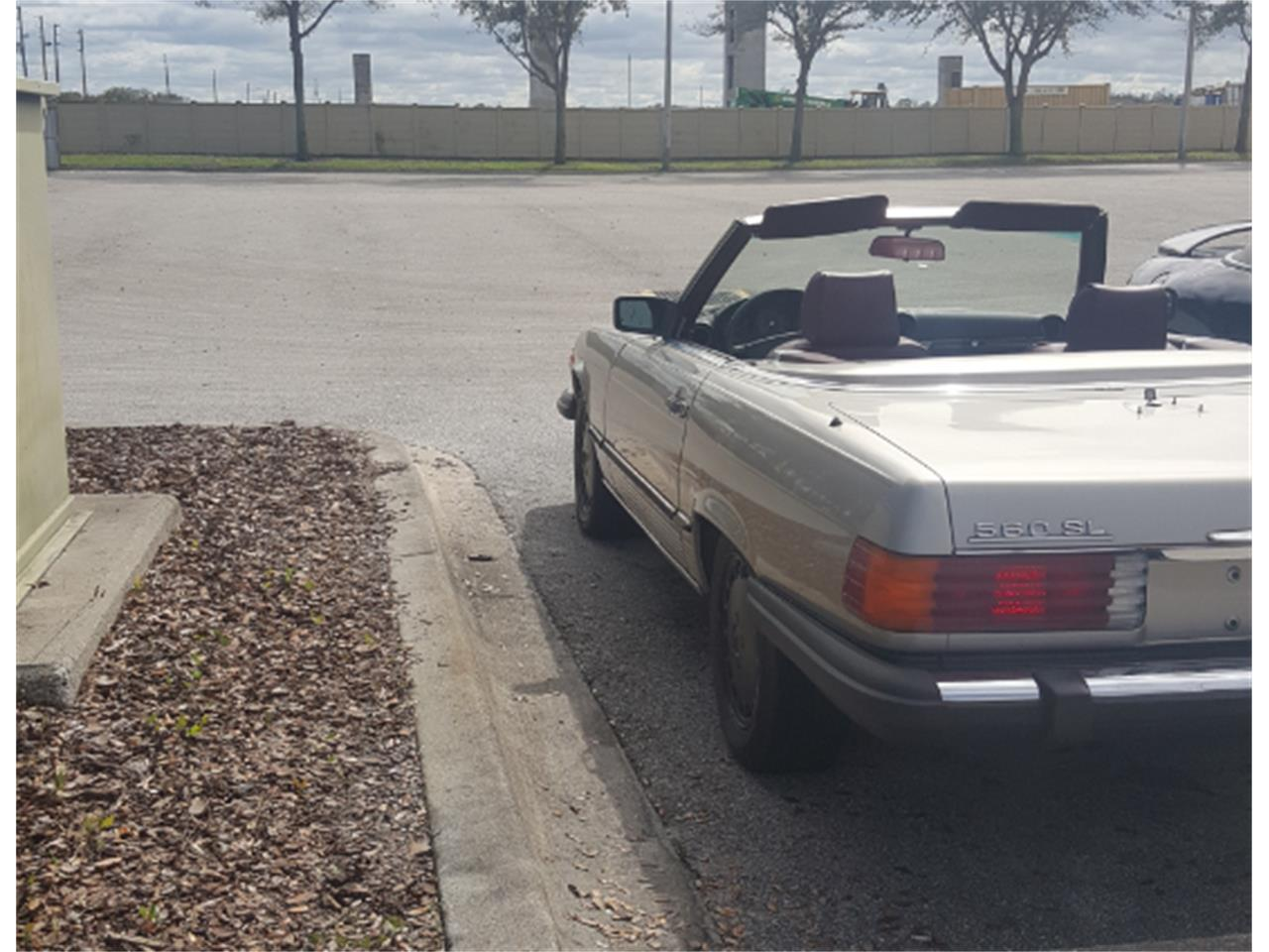 Large Picture of '86 560SL located in Florida - $12,900.00 - KKTR
