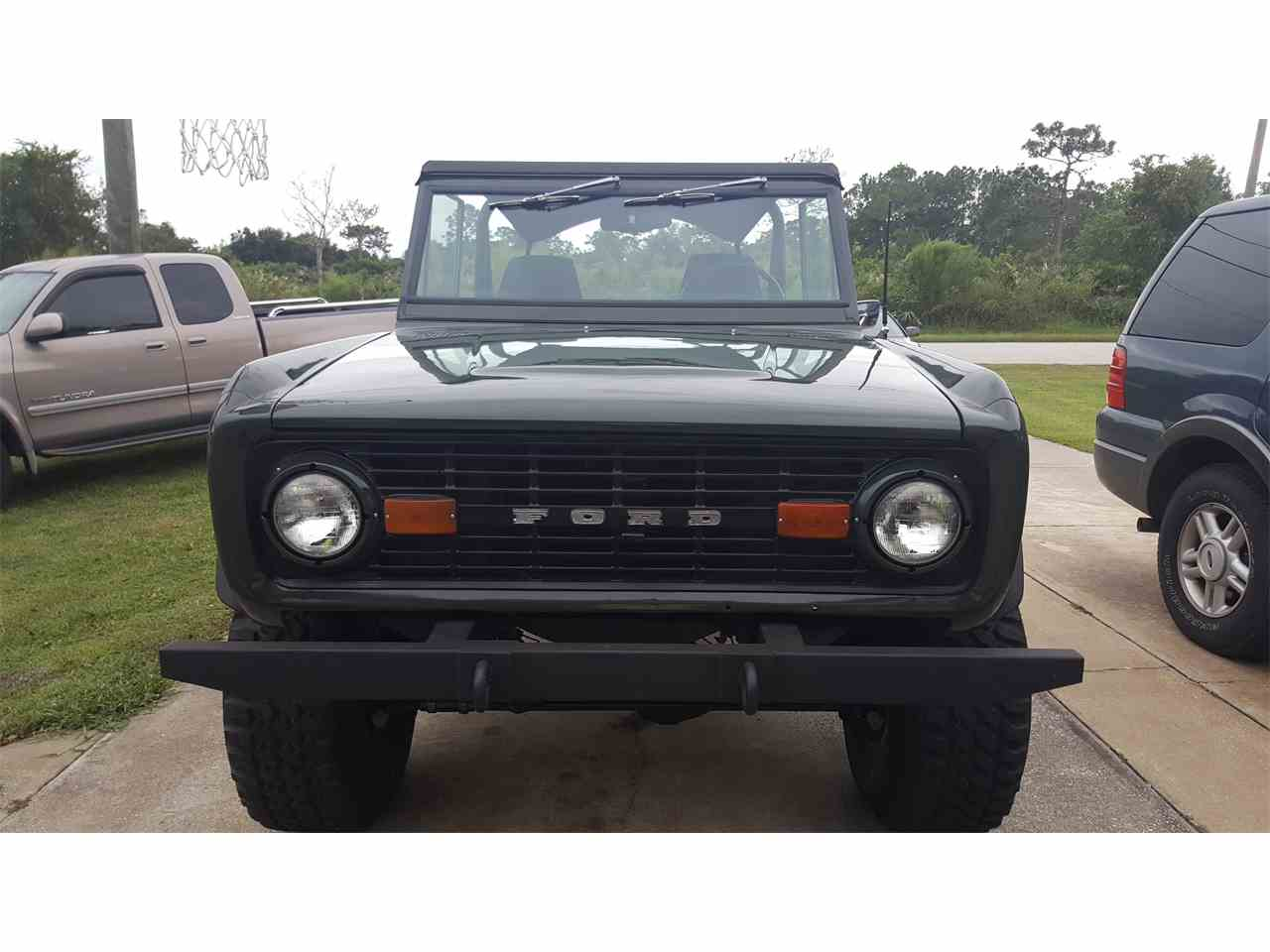 Large Picture of '69 Ford Bronco located in New Jersey Offered by a Private Seller - KKTT