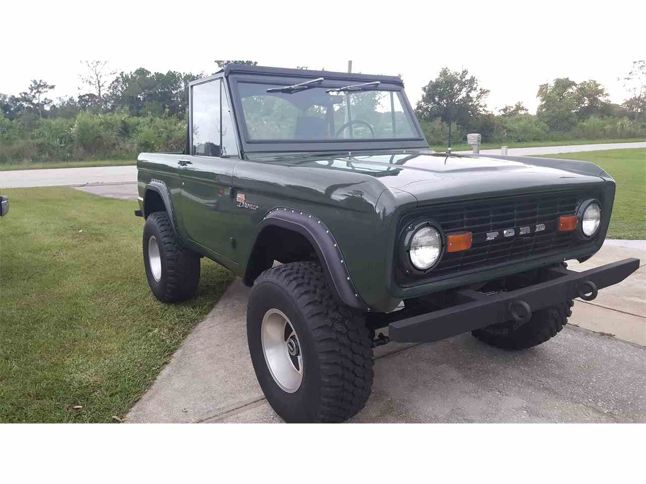 Large Picture of '69 Bronco located in Montclair New Jersey Offered by a Private Seller - KKTT