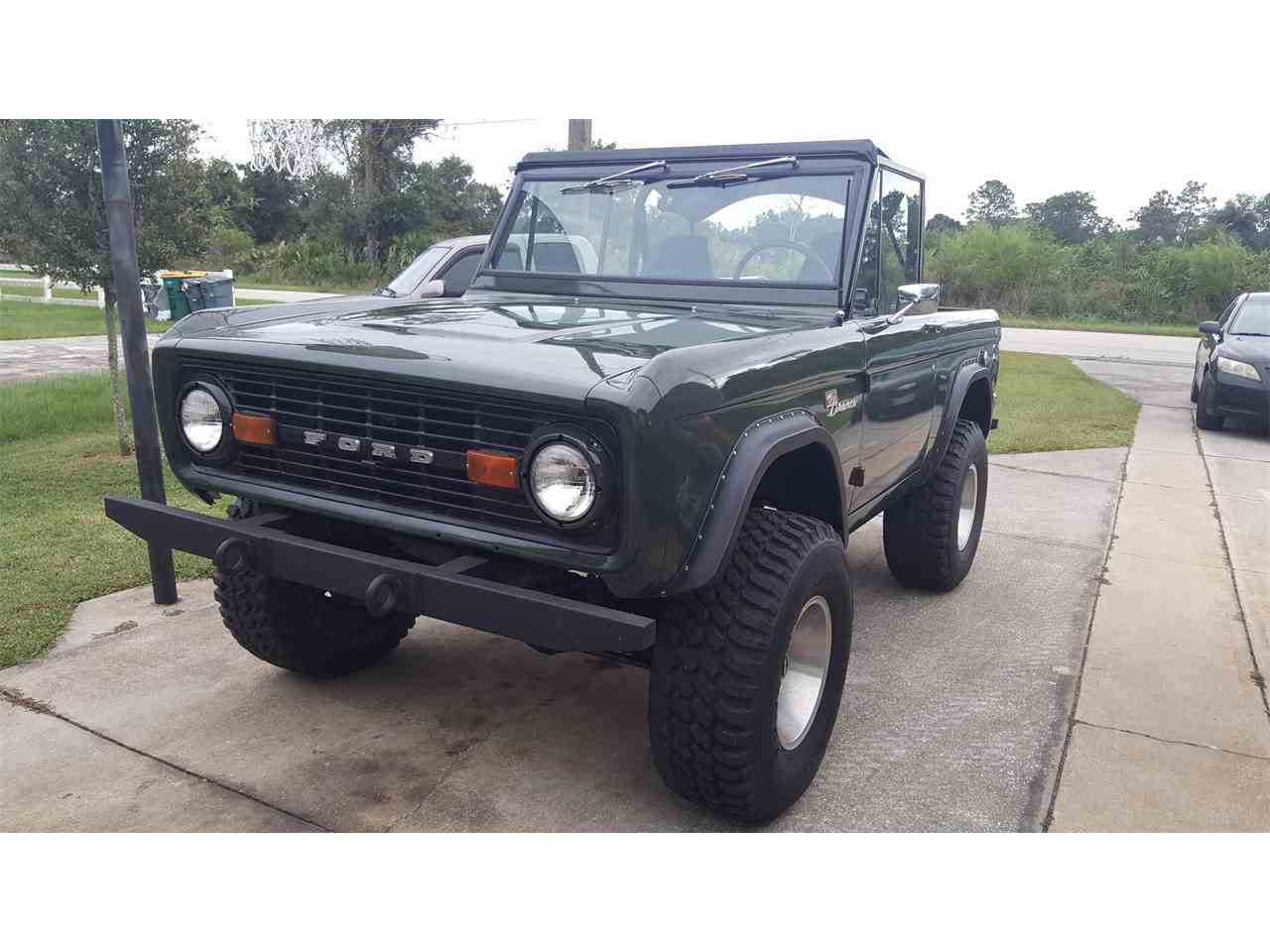 Large Picture of Classic 1969 Ford Bronco located in Montclair New Jersey Offered by a Private Seller - KKTT