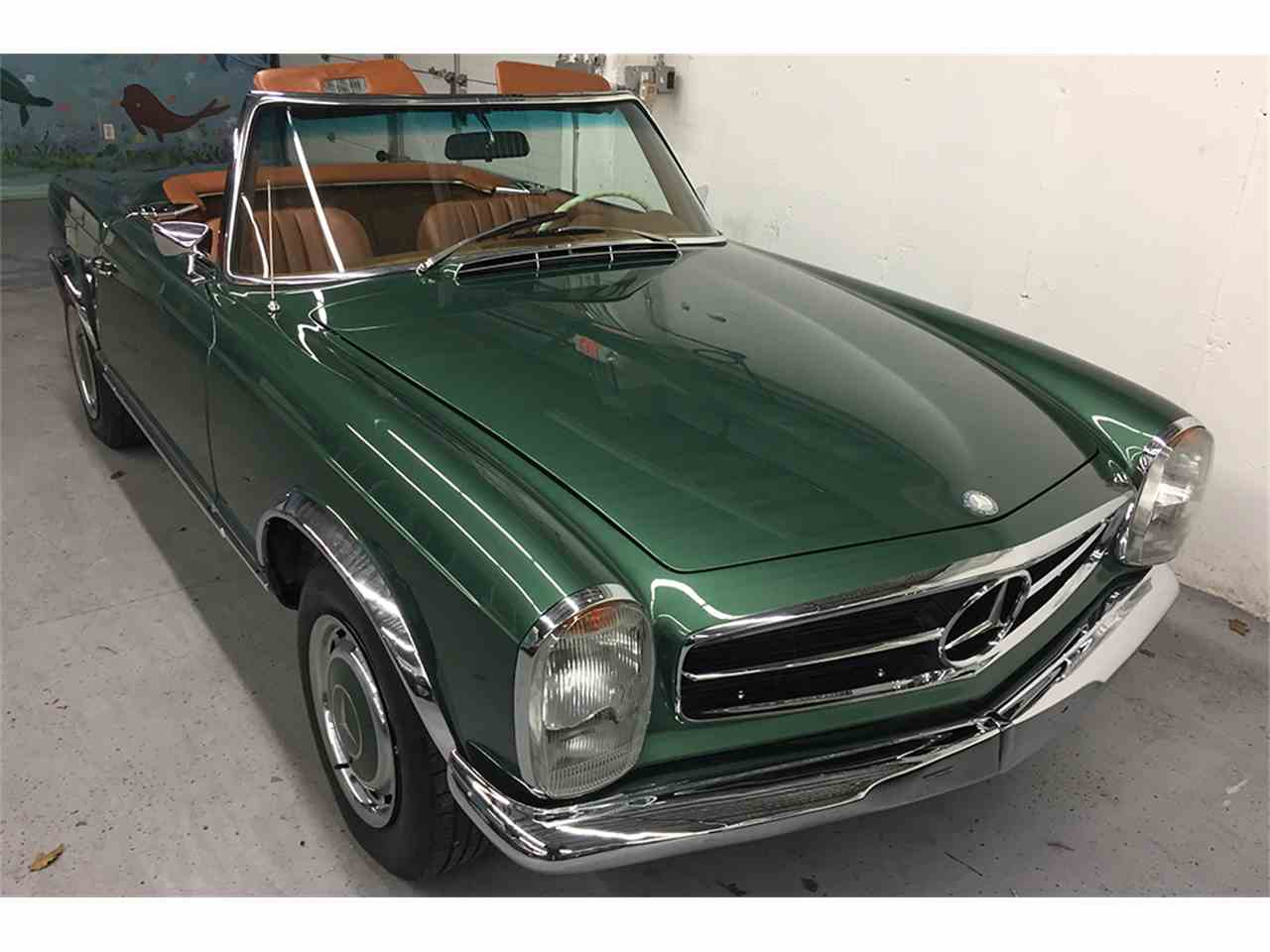 1968 mercedes benz 280sl for sale cc for Mercedes benz southampton ny