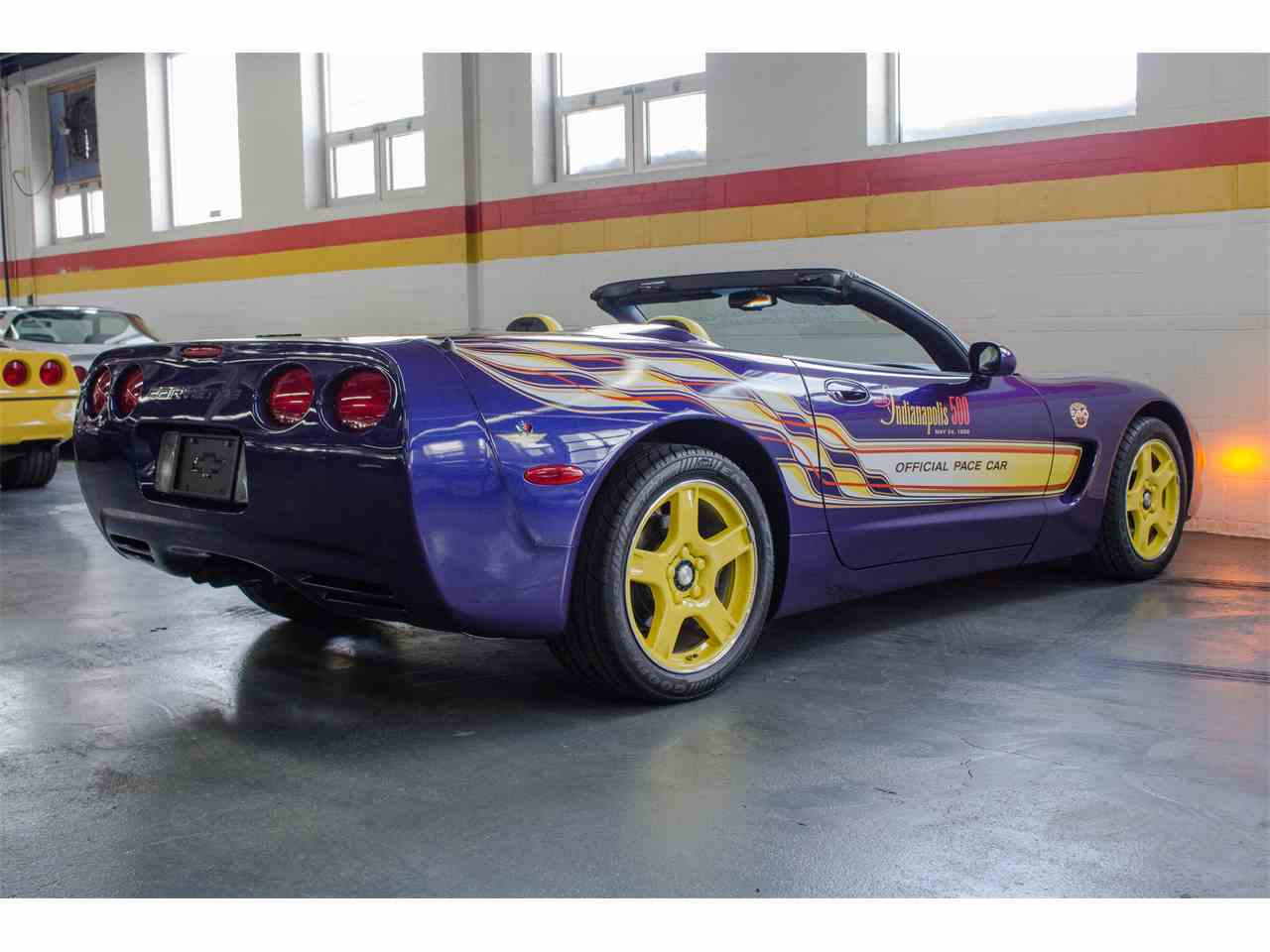 Large Picture of '98 Corvette - KKTX