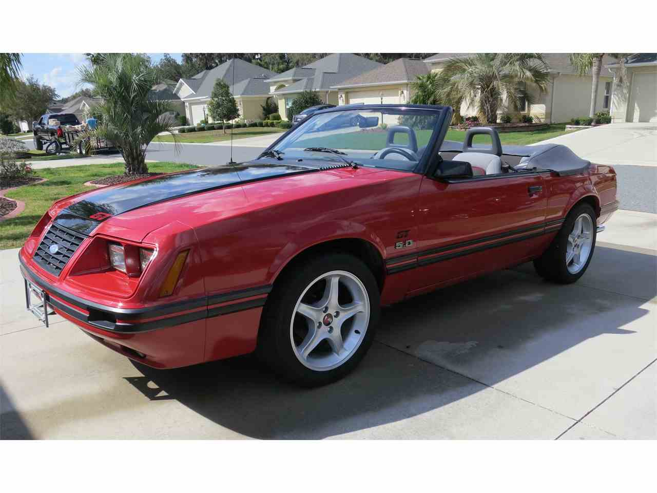 1984 Ford Mustang GT for Sale | ClassicCars.com | CC-960120