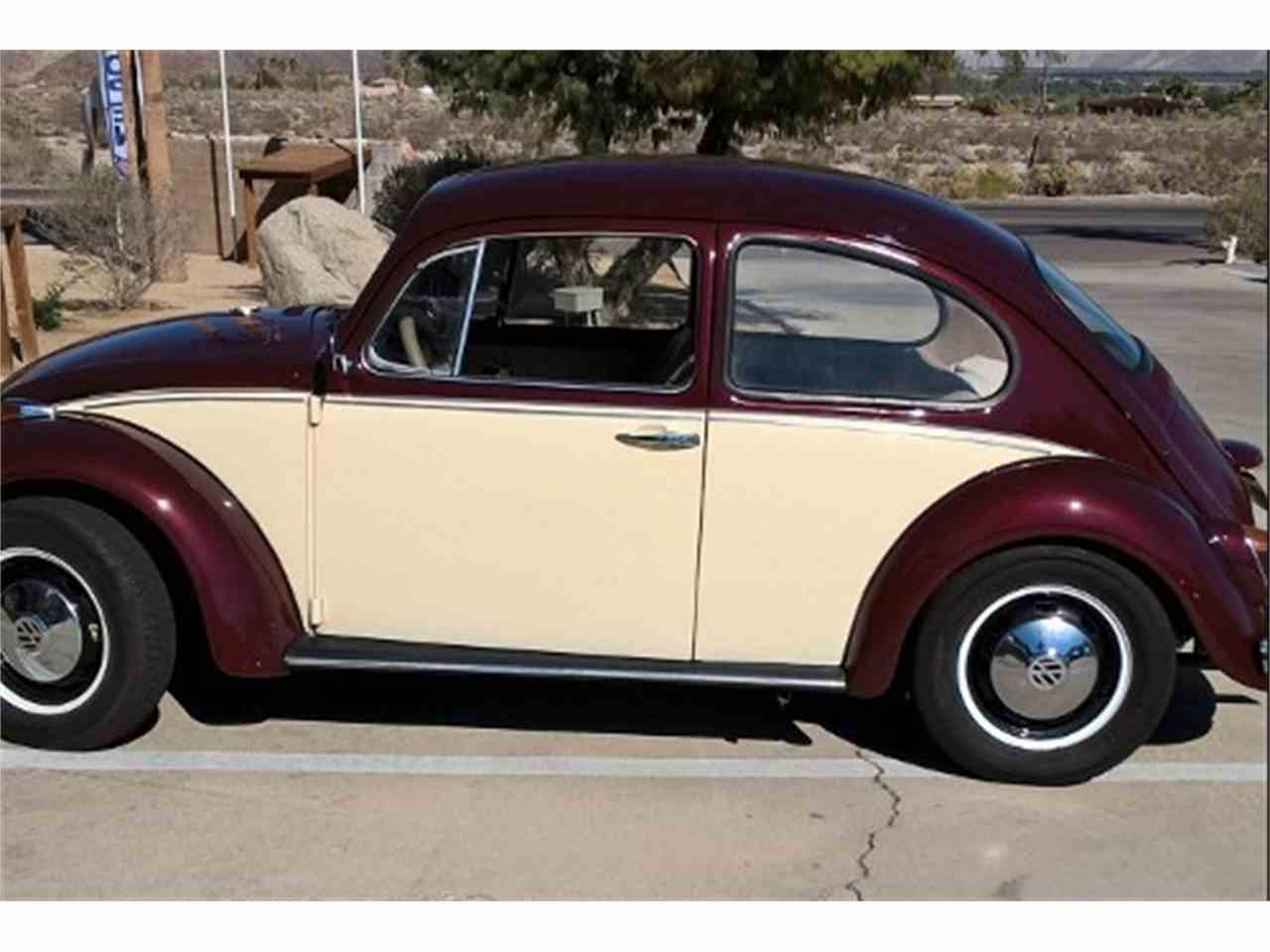 1968 volkswagen beetle for sale cc 960013. Black Bedroom Furniture Sets. Home Design Ideas