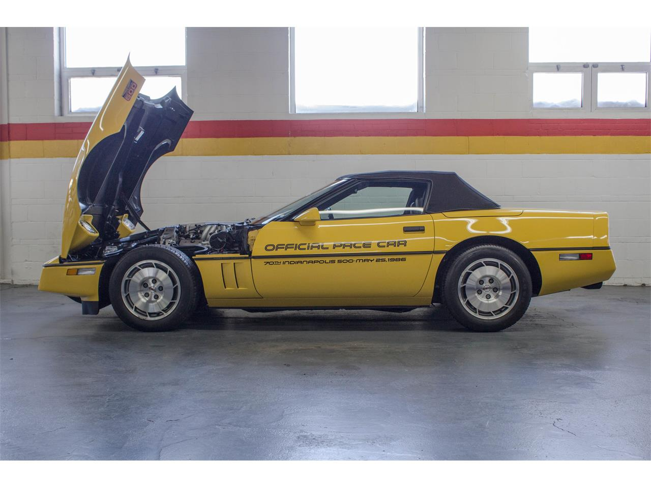 Large Picture of '86 Corvette - KKUB