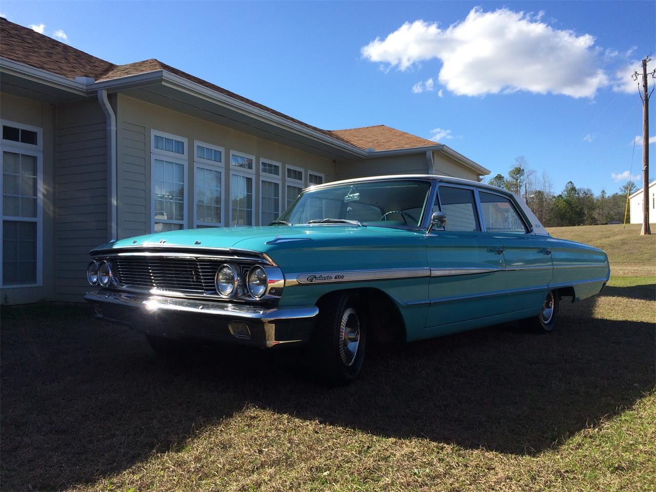 Large Picture of '64 Galaxie 500 - KKUI