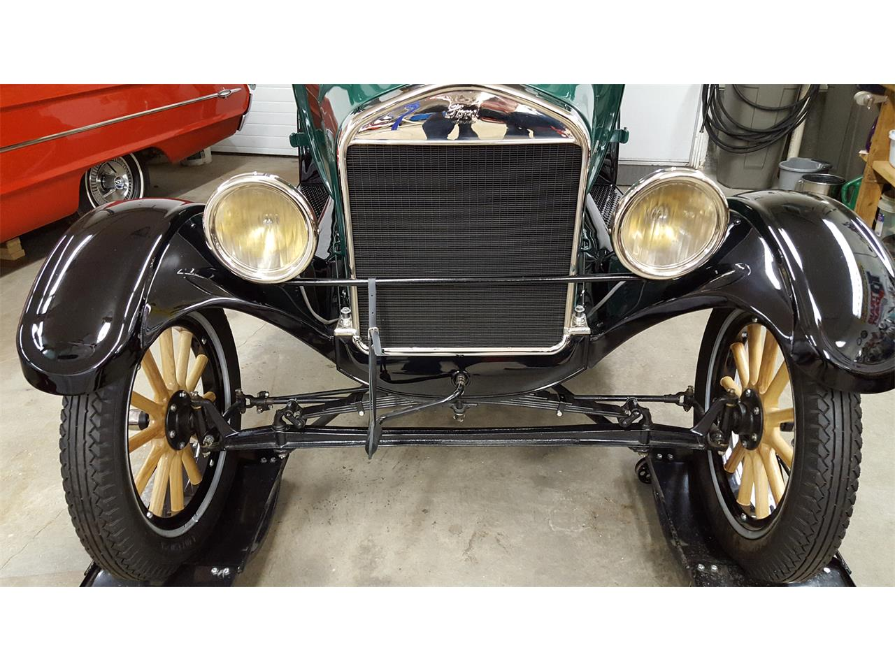 Large Picture of '26 Ford Tudor located in Trail British Columbia Offered by a Private Seller - KKUL