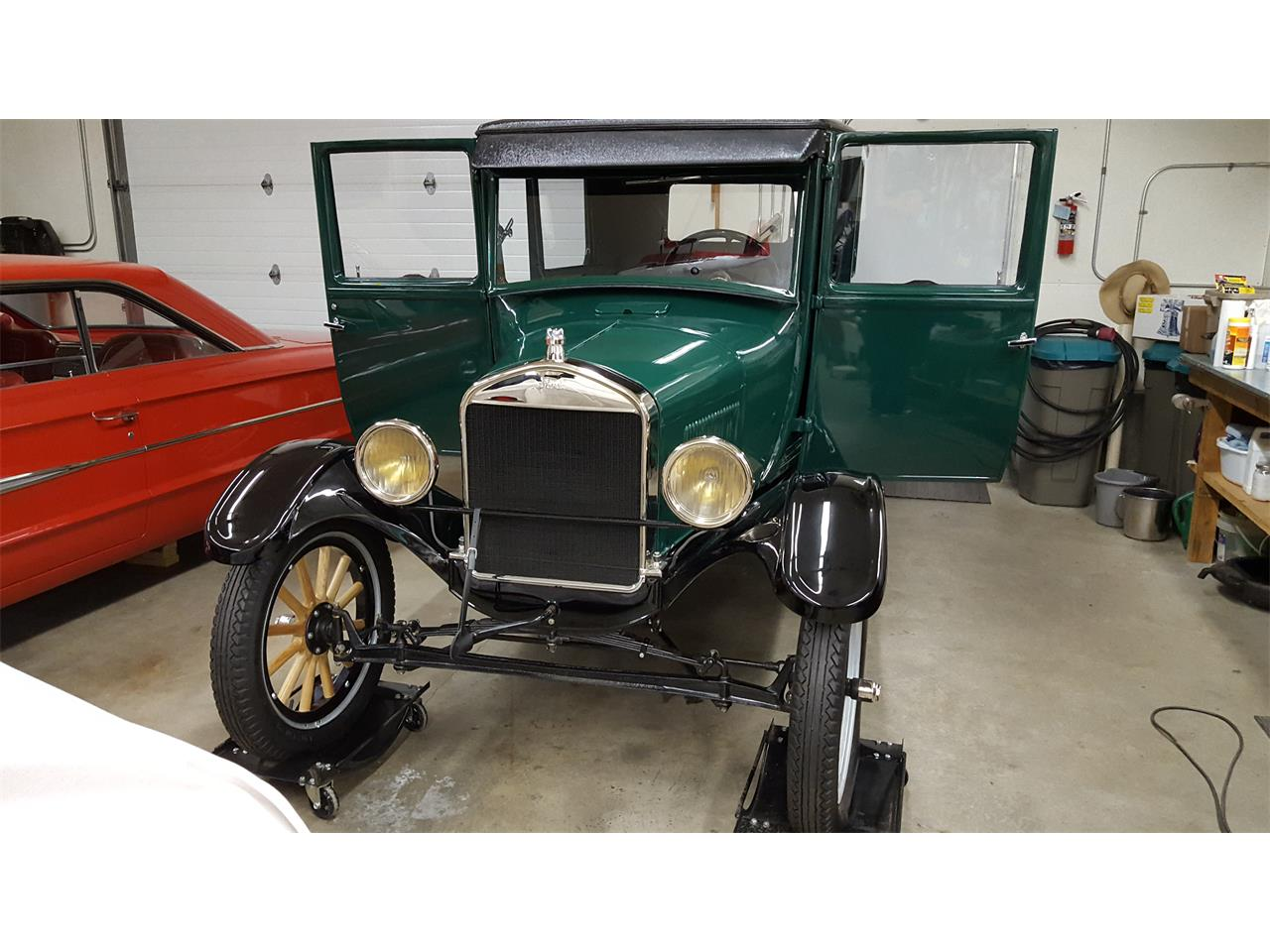 Large Picture of Classic '26 Ford Tudor Offered by a Private Seller - KKUL