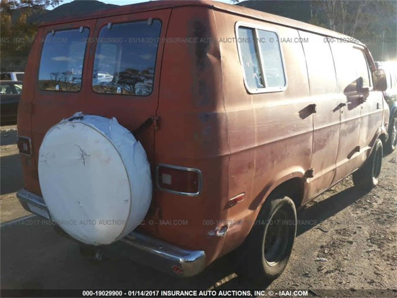 1976 Dodge Van for Sale   ClassicCars com   CC-961440