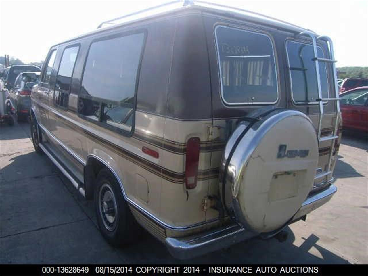 1985 Ford Econoline for Sale | ClassicCars com | CC-961530