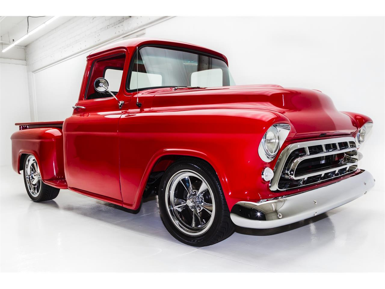 Large Picture of Classic '57 Chevrolet Pickup - $59,900.00 - KM69