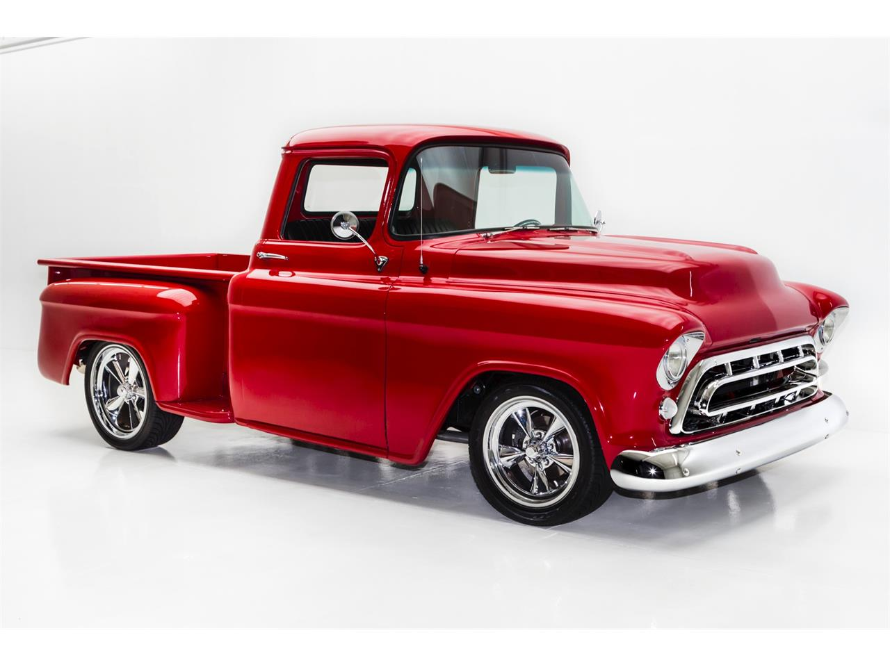 Large Picture of 1957 Chevrolet Pickup located in Des Moines Iowa Offered by American Dream Machines - KM69