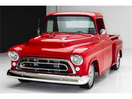 Picture of Classic '57 Chevrolet Pickup located in Des Moines Iowa Offered by American Dream Machines - KM69