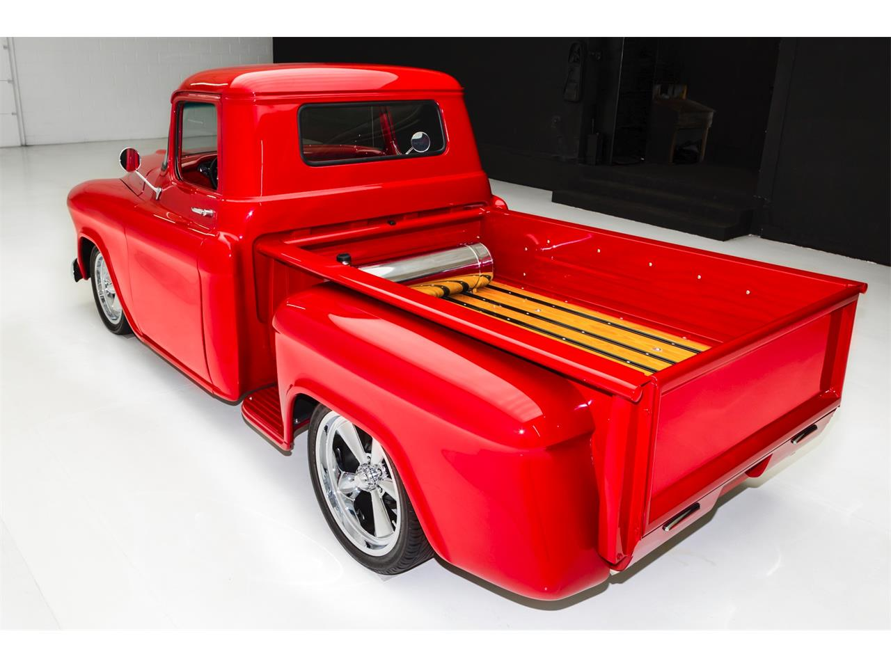 Large Picture of '57 Pickup located in Des Moines Iowa - $59,900.00 - KM69