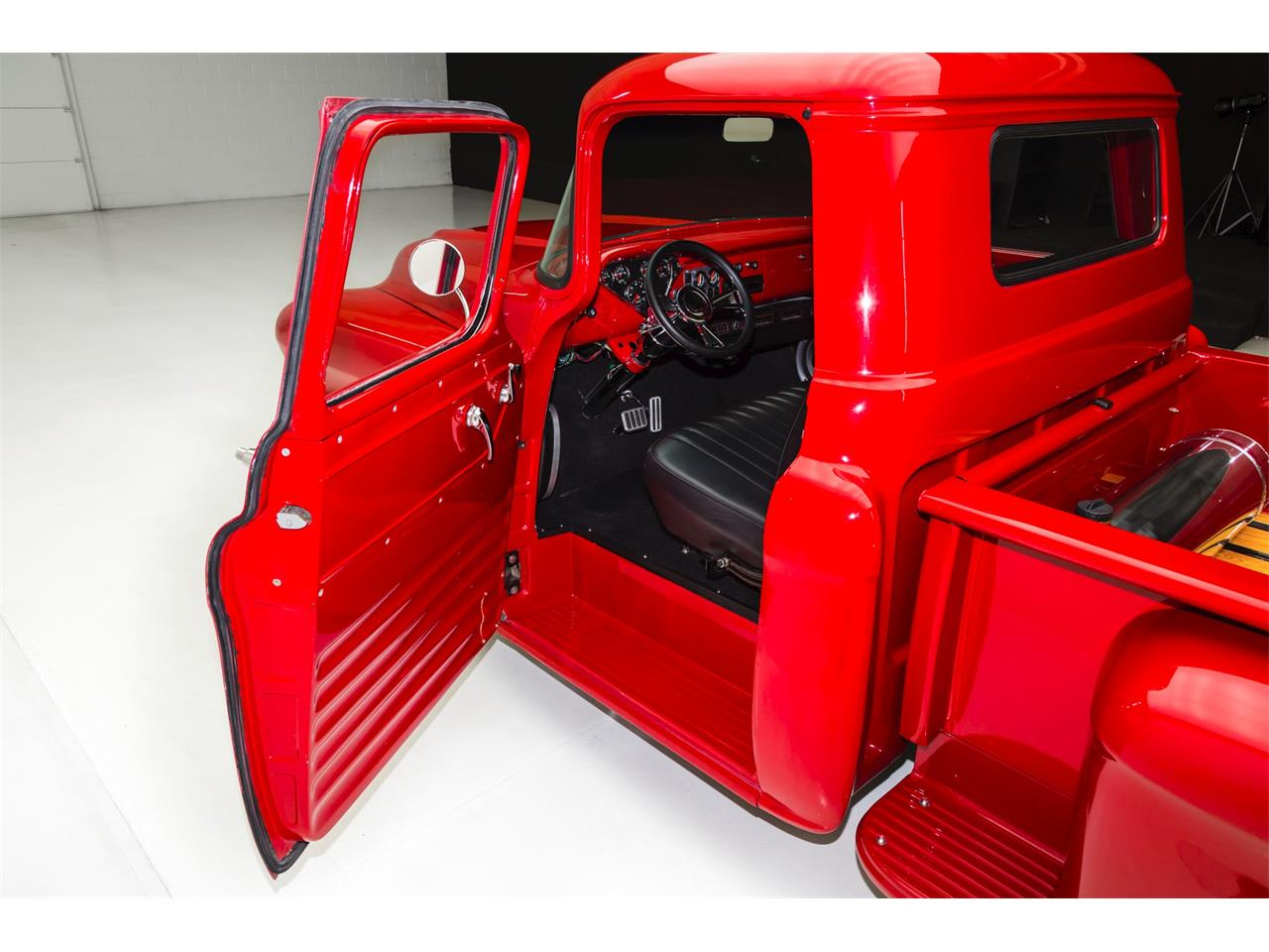 Large Picture of 1957 Chevrolet Pickup located in Des Moines Iowa - $59,900.00 - KM69
