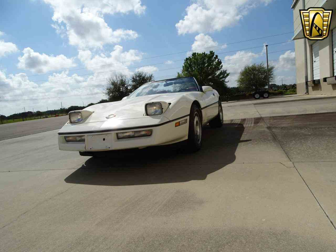 Large Picture of '87 Corvette - KM6M