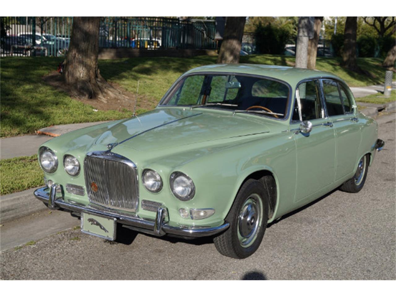 1967 Jaguar 420 for Sale | ClassicCars.com | CC-961898