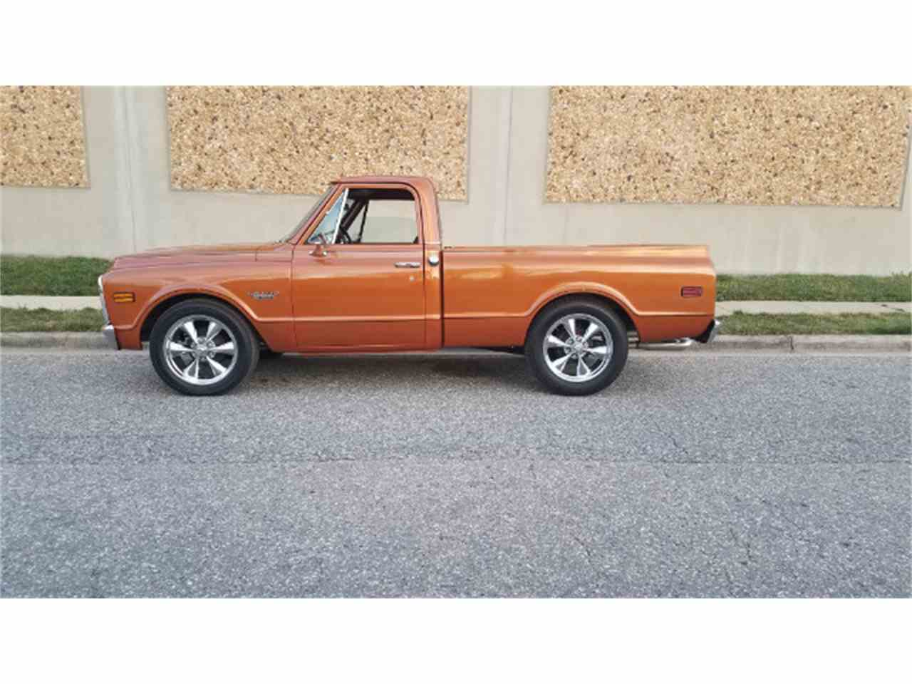 Large Picture of Classic '69 Chevrolet C/K 10 located in Maryland - $27,500.00 - KKWK