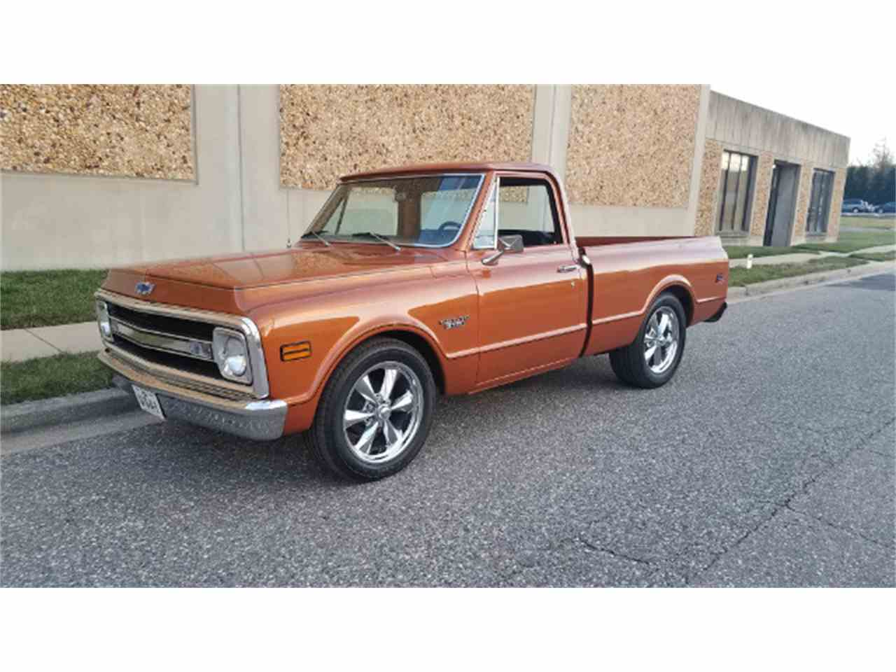 Large Picture of Classic '69 C/K 10 - KKWK