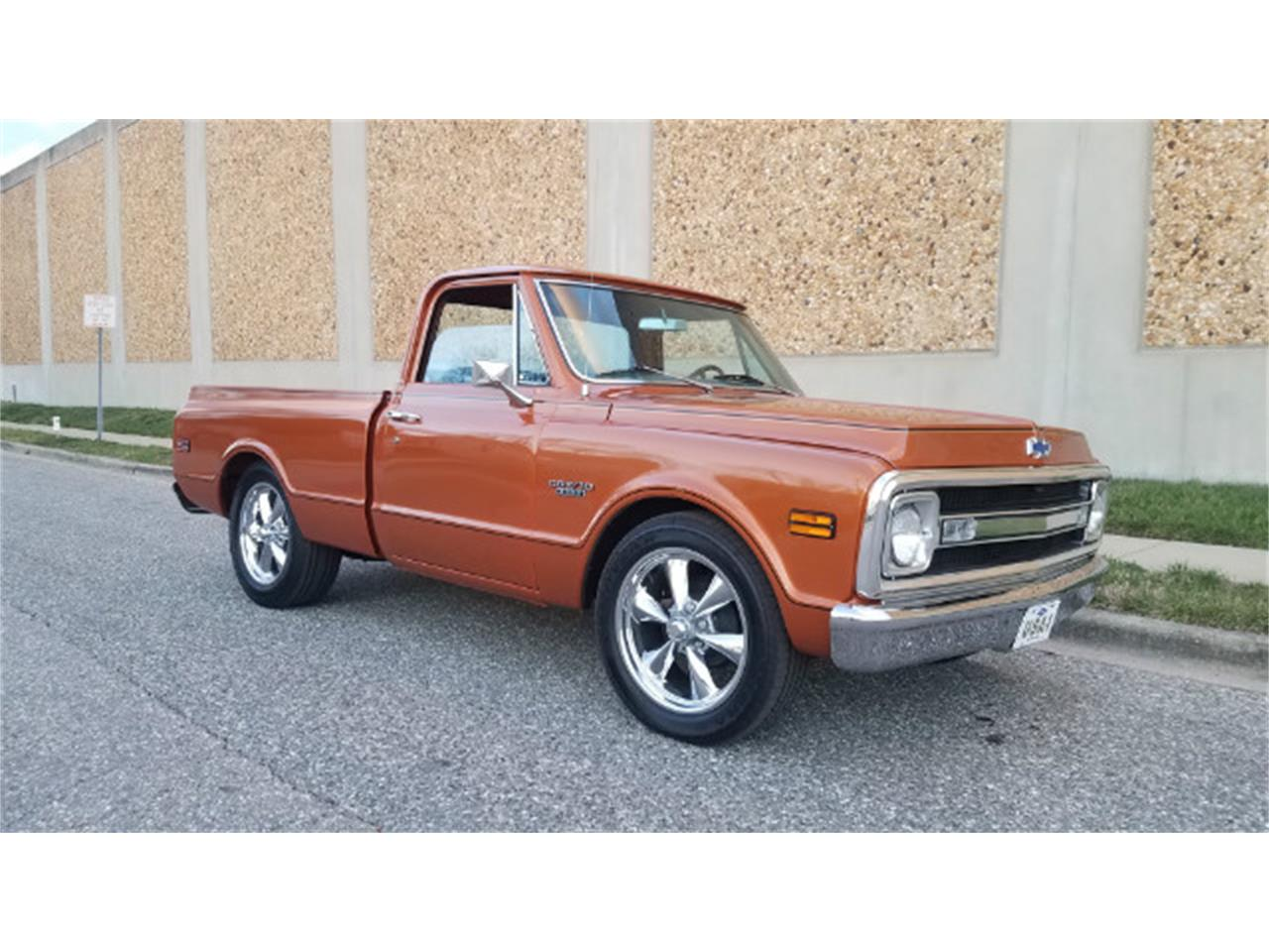 Large Picture of '69 C/K 10 - KKWK