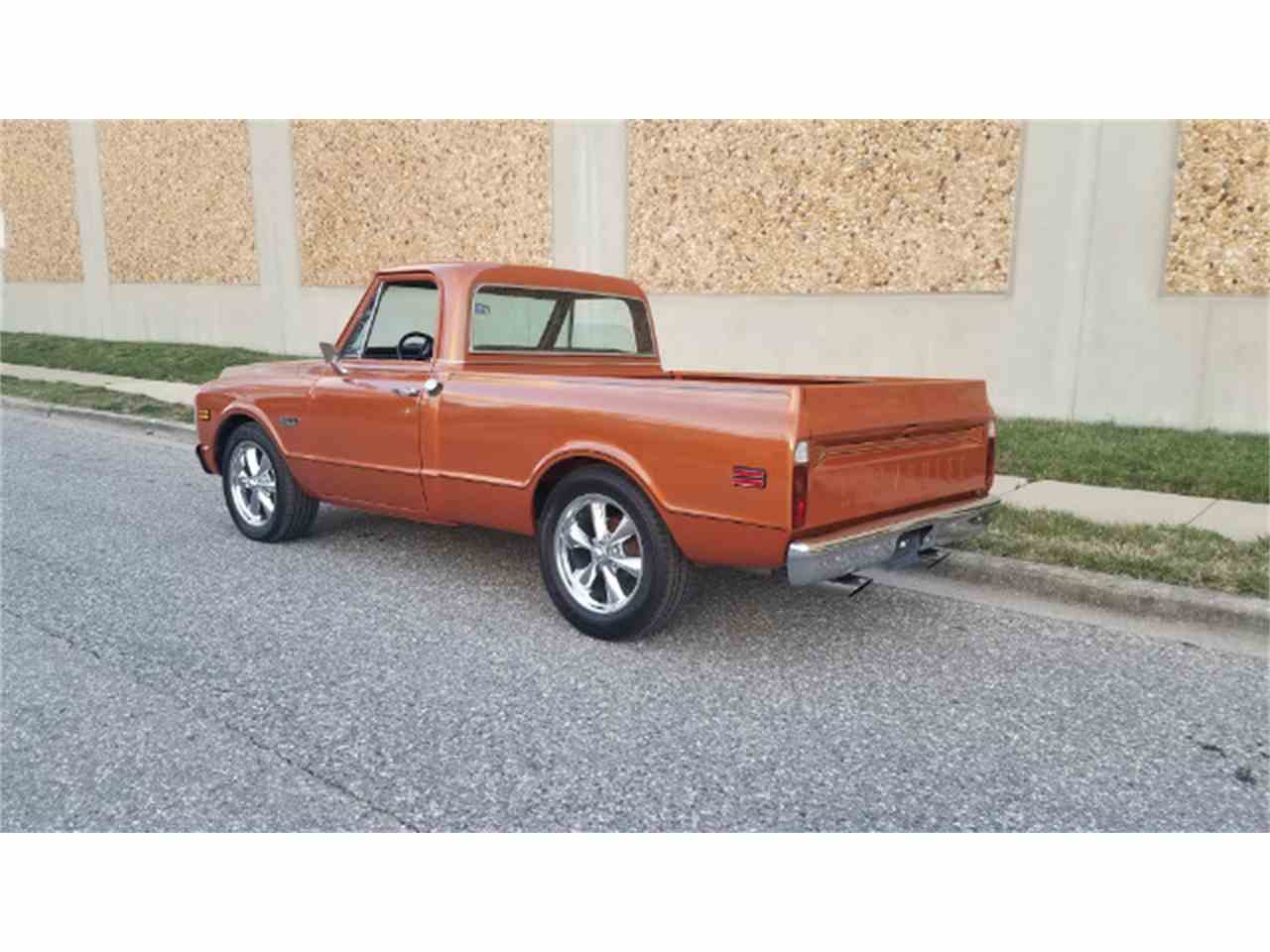 Large Picture of Classic 1969 C/K 10 - $27,500.00 - KKWK