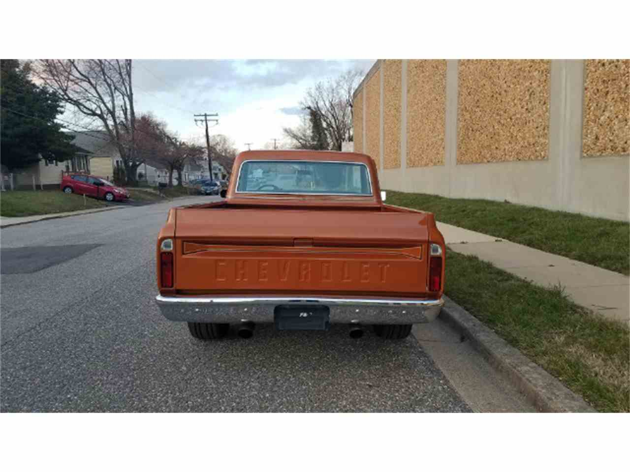 Large Picture of 1969 Chevrolet C/K 10 located in Maryland - $27,500.00 Offered by Universal Auto Sales - KKWK