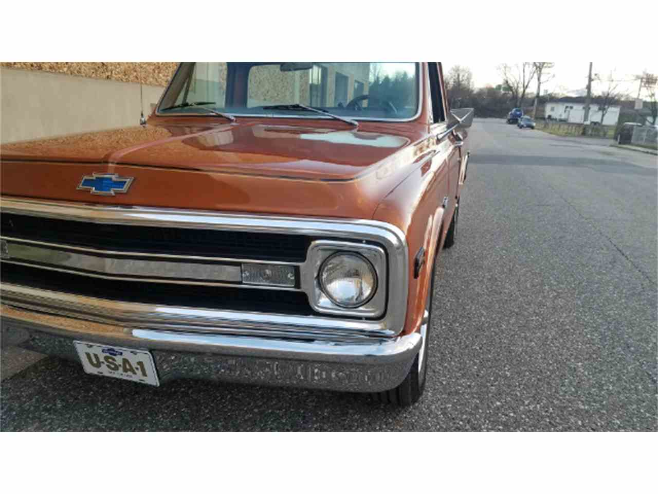 Large Picture of 1969 C/K 10 located in Linthicum Maryland - $27,500.00 Offered by Universal Auto Sales - KKWK