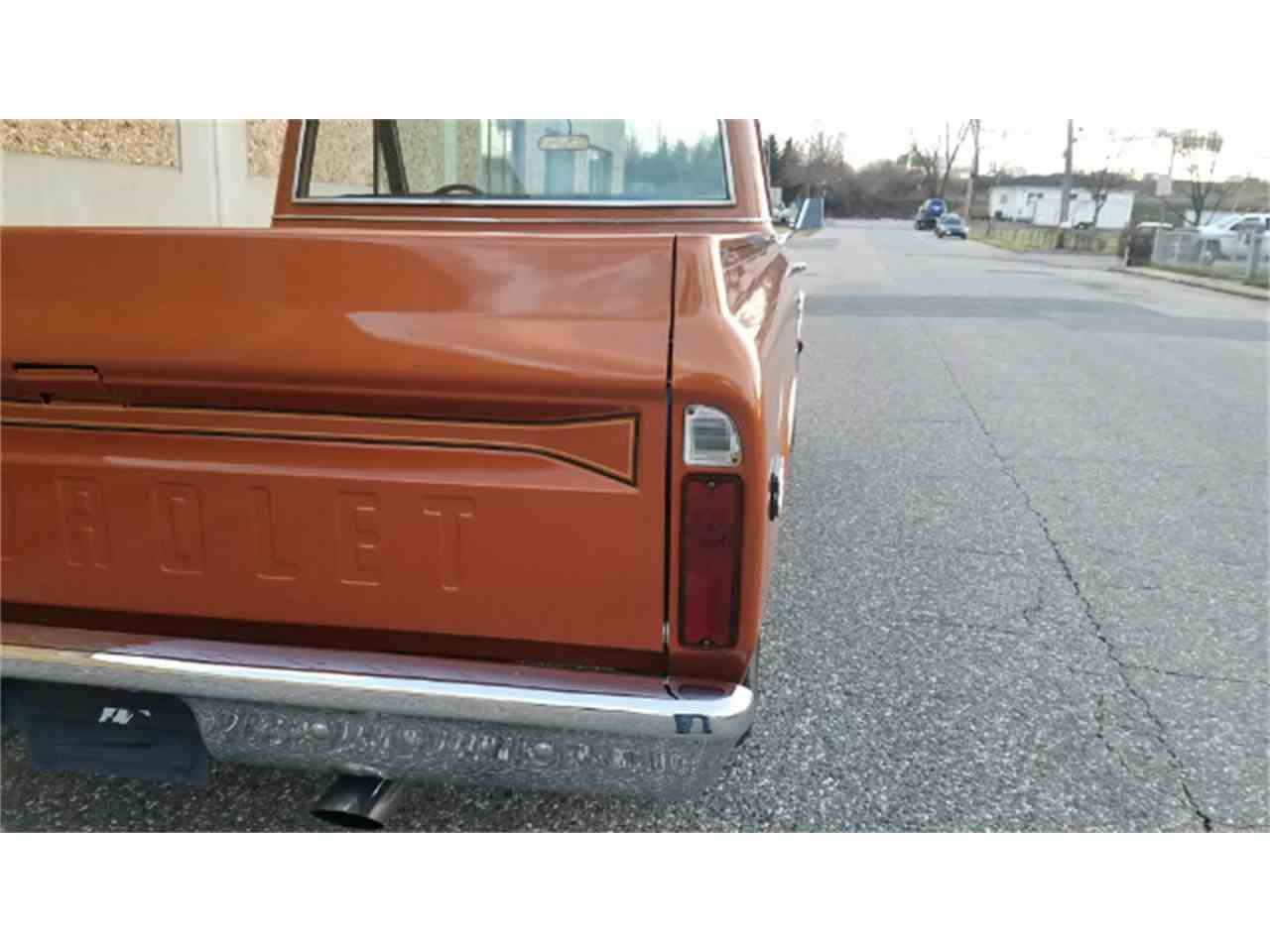 Large Picture of '69 Chevrolet C/K 10 located in Maryland Offered by Universal Auto Sales - KKWK