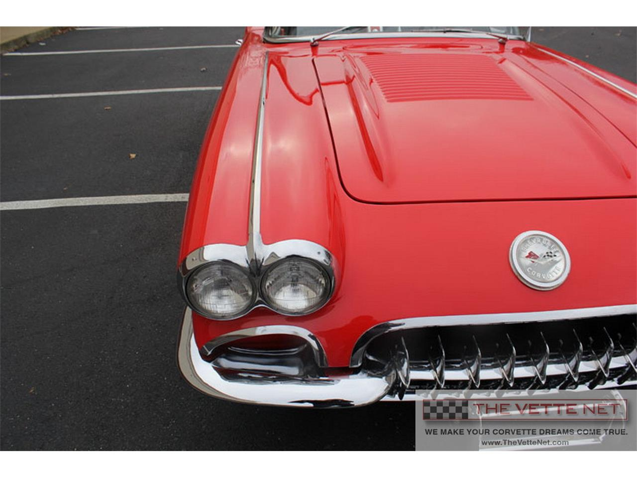 Large Picture of '58 Corvette - KKWQ