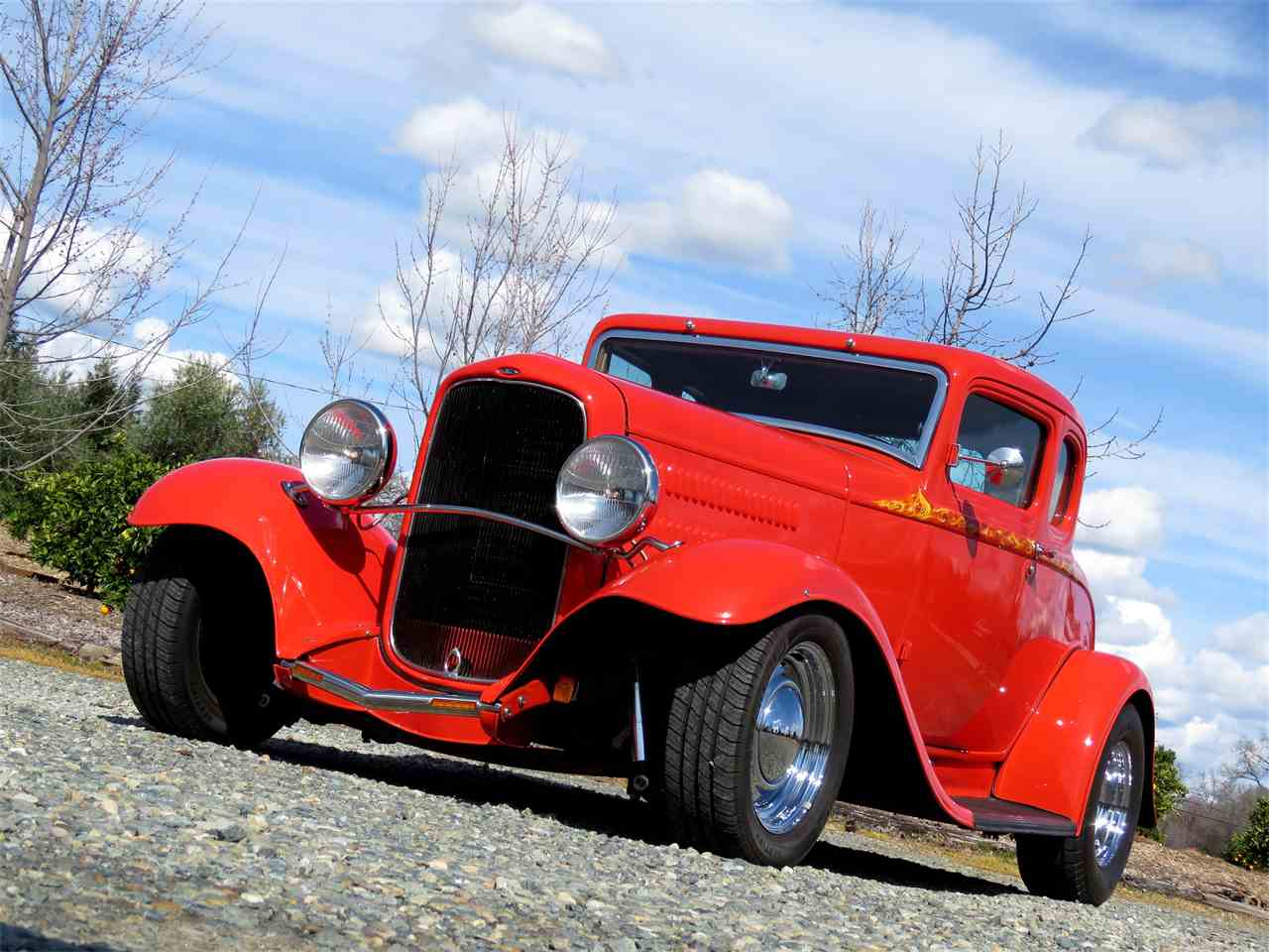 Large Picture of '32 5-Window Coupe - KMJU