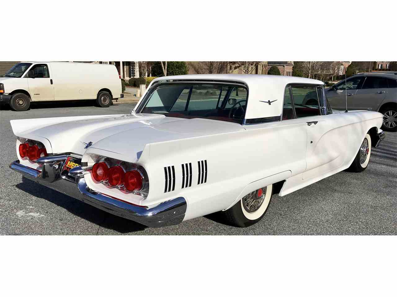Large Picture of '60 Thunderbird - KMM4