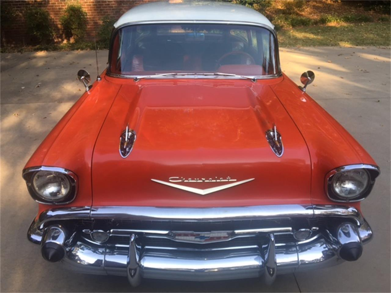 1957 Chevrolet Bel Air Station Wagon For Sale Cc Chevy Large Picture Of 57 Kmm6