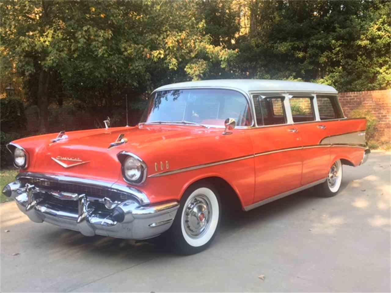 1957 chevrolet bel air station wagon for sale cc 962430. Black Bedroom Furniture Sets. Home Design Ideas