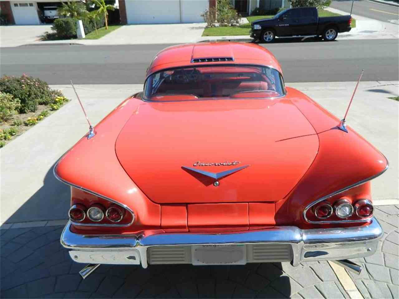 Large Picture of '58 Impala - KMMQ