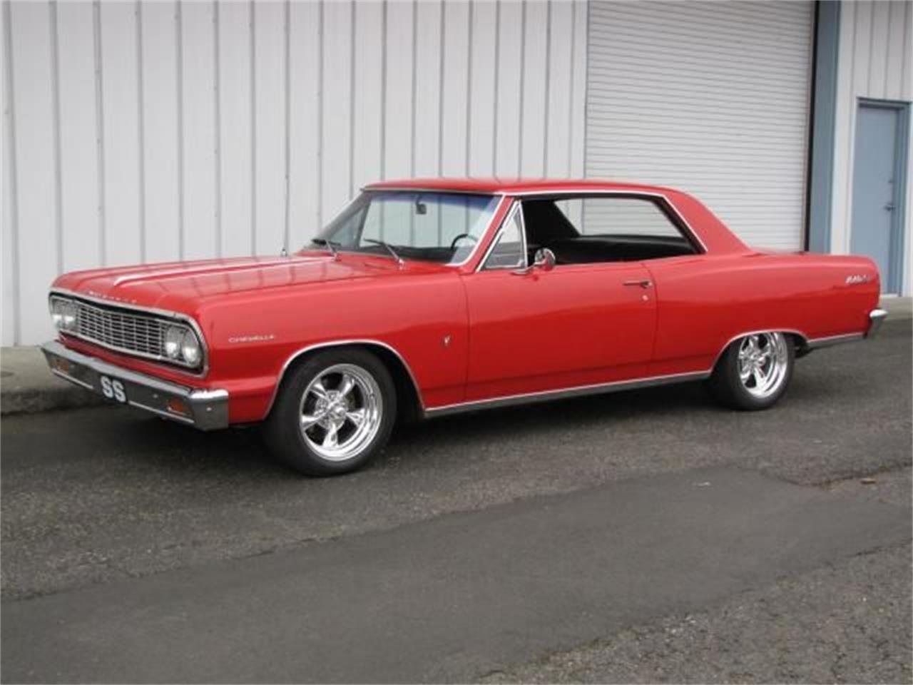 Large Picture Of Classic 1964 Chevrolet Chevelle SS Located In Renton Washington Offered By Memory Lane