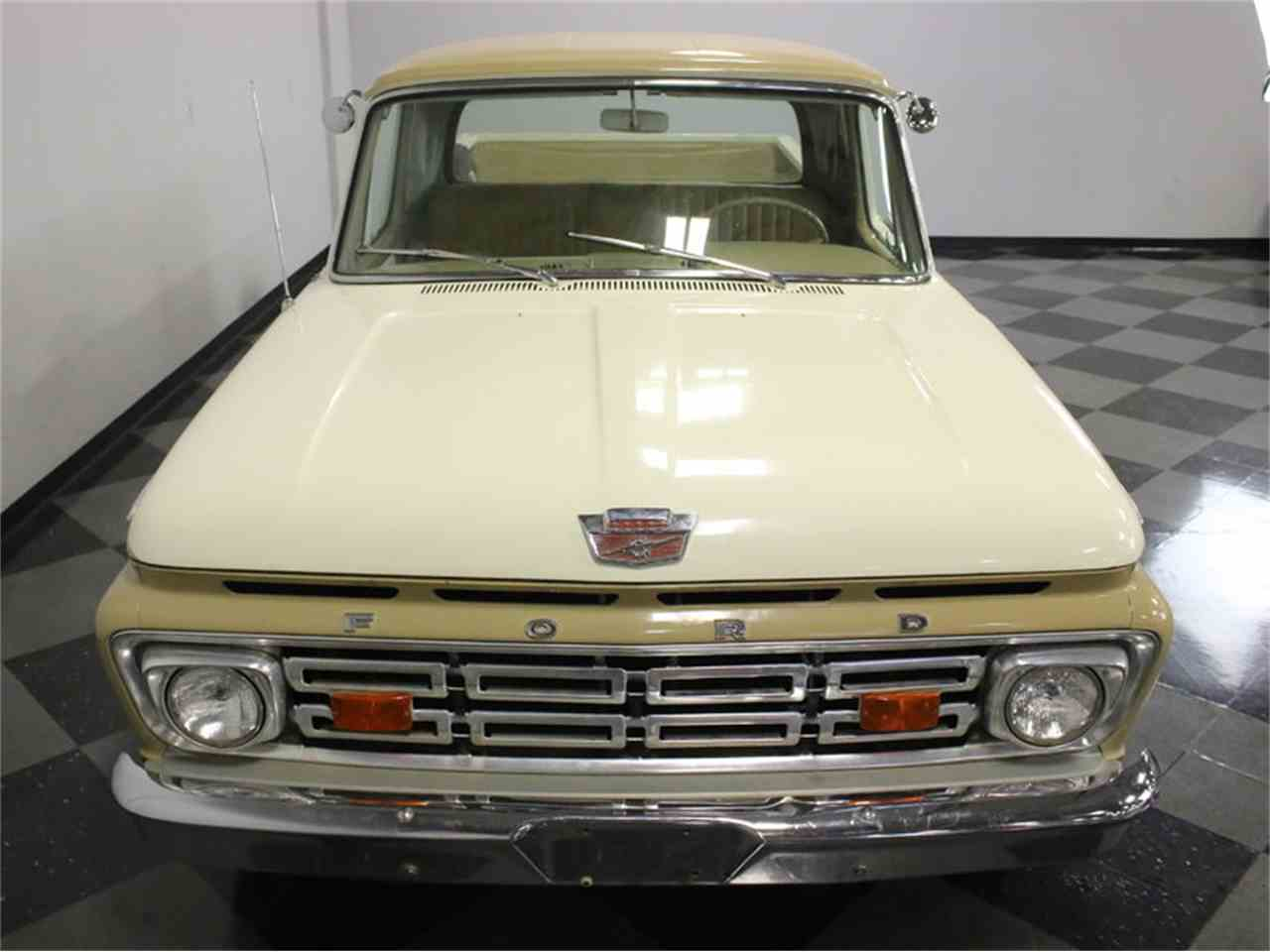 Large Picture of '64 F100 - KMNZ